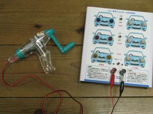 TG-05 LED・電球エネルギー比較実験器