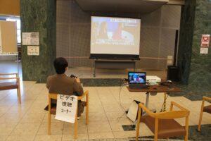 環境活動家グレタさんの動画などを上映